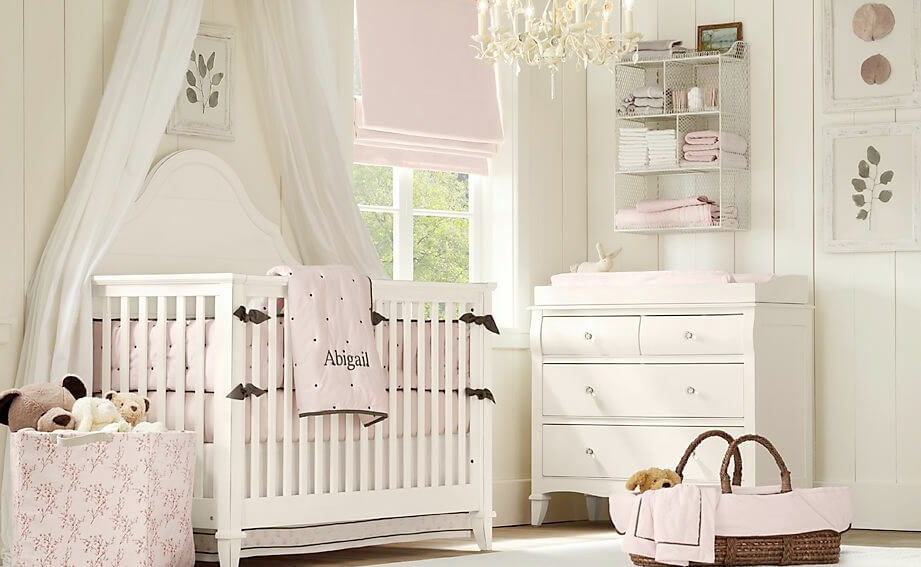 Decoración cuartos para bebés - Hazlo con Cerámicos