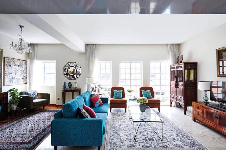 5 tips de decoraci n para aplicar el estilo tnico a tu hogar hazlo con cer micos - Estilo etnico decoracion ...
