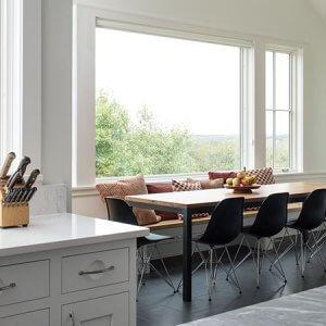 cerámicos, ceramicos, hazlo, con, cocina, minimalista, estilo, color, decoración, pureza, moderno