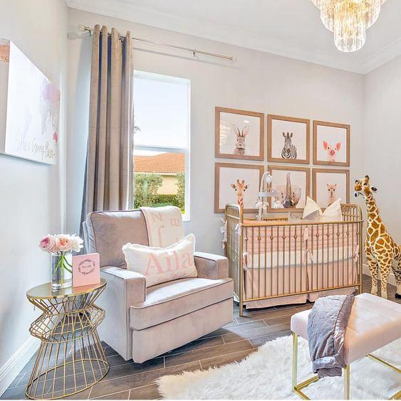 Ideas en tendencia para la decoración de cuartos para bebé ...