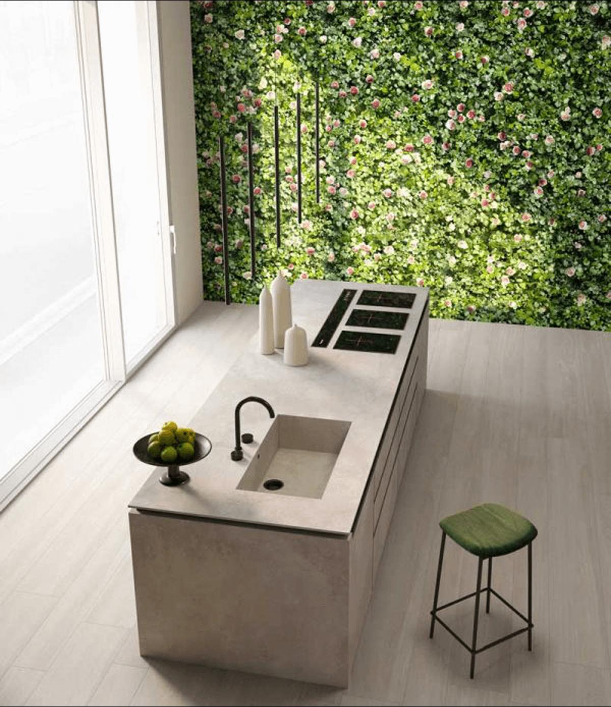 porcelanato porcelánico mobiliario muebles azulejos pisos muros cocina cocinas
