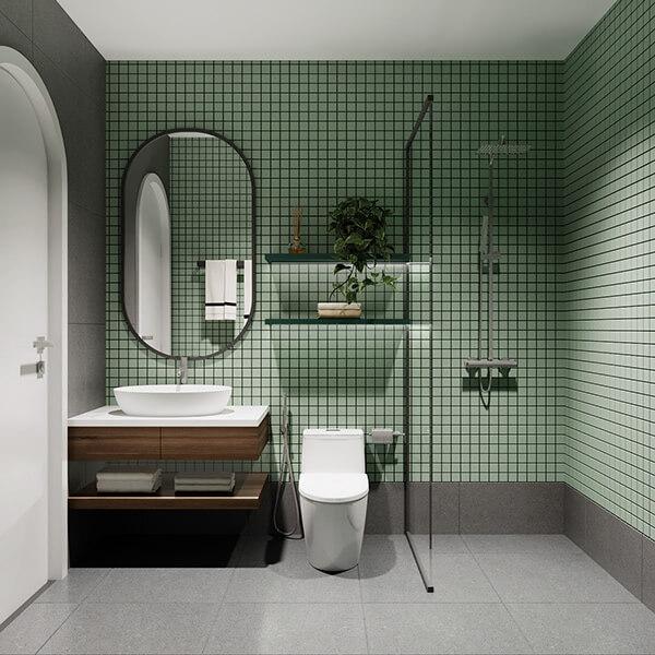 azulejos, saludables, baños, baño, duchas, regadera, ceramicos, ceramico