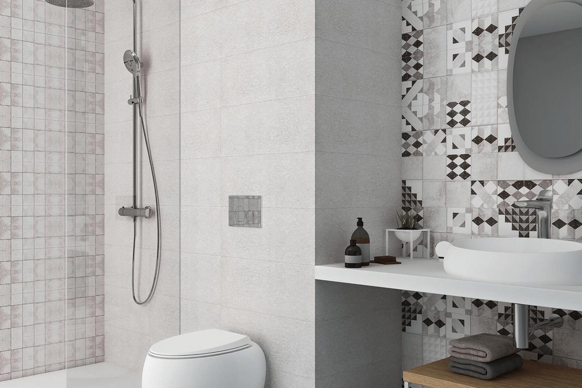 Espectaculares formas y diseños para baños