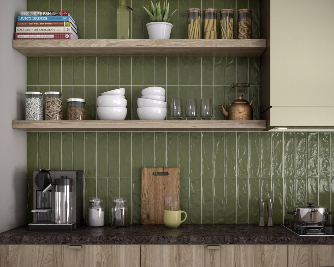 azulejos, pisos, ceramicos, verdes, verde